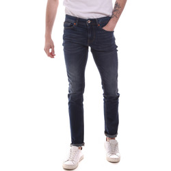 vaatteet Miehet Slim-farkut Gaudi 111GU26005L32 Sininen