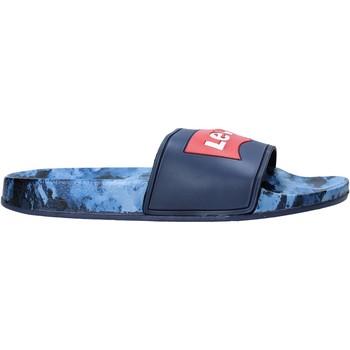 kengät Lapset Rantasandaalit Levi's VPOL0070S Sininen