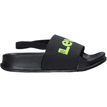 kengät Lapset Sandaalit ja avokkaat Levi's VPOL0075S Musta