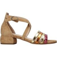 kengät Naiset Sandaalit ja avokkaat Carmens Padova 45060 Ruskea