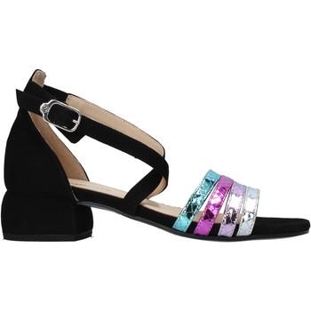 kengät Naiset Sandaalit ja avokkaat Carmens Padova 45060 Musta