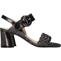 kengät Naiset Sandaalit ja avokkaat Carmens Padova 45109 Musta