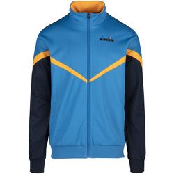 vaatteet Miehet Svetari Diadora 502176080 Sininen