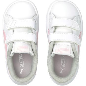 kengät Lapset Matalavartiset tennarit Puma 365174 Valkoinen