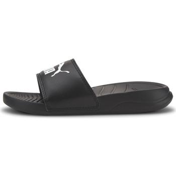 kengät Lapset Rantasandaalit Puma 372313 Musta
