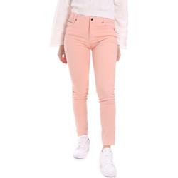 vaatteet Naiset Skinny-farkut Freddy BLACK1RS104 Vaaleanpunainen