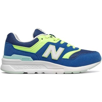 kengät Lapset Matalavartiset tennarit New Balance NBGR997HSY Sininen