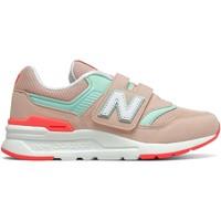 kengät Lapset Matalavartiset tennarit New Balance NBPZ997HSG Vaaleanpunainen