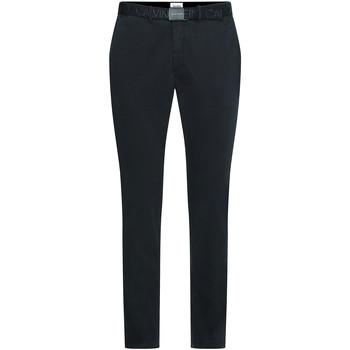 vaatteet Miehet Chino-housut / Porkkanahousut Calvin Klein Jeans K10K106894 Musta