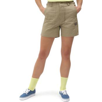 vaatteet Naiset Shortsit / Bermuda-shortsit Dickies DK0A4XBXKHK1 Beige