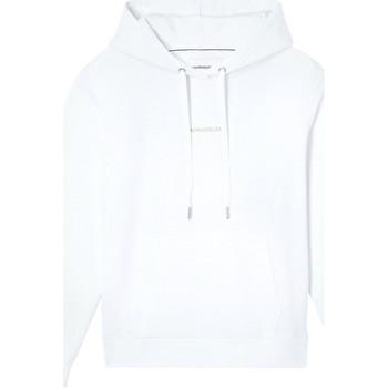 vaatteet Naiset Svetari Calvin Klein Jeans J20J215486 Valkoinen