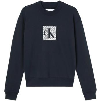 vaatteet Naiset Svetari Calvin Klein Jeans J20J215566 Musta