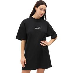 vaatteet Naiset Lyhyt mekko Dickies DK0A4XB8BLK1 Musta