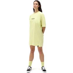 vaatteet Naiset Lyhyt mekko Dickies DK0A4XB8B541 Keltainen