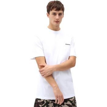 vaatteet Miehet Lyhythihainen t-paita Dickies DK0A4X9OWHX1 Valkoinen
