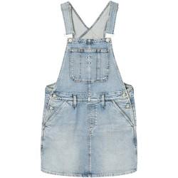 vaatteet Naiset Jumpsuits / Haalarit Calvin Klein Jeans J20J216306 Sininen