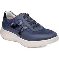 kengät Naiset Tennarit CallagHan 17006 Sininen