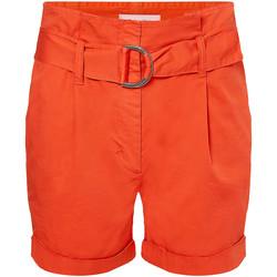 vaatteet Naiset Shortsit / Bermuda-shortsit Calvin Klein Jeans K20K202820 Oranssi