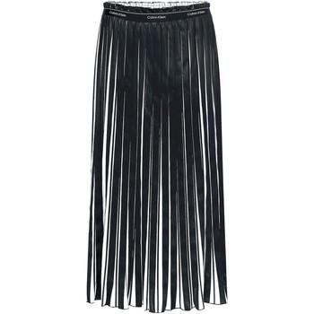 vaatteet Naiset Hame Calvin Klein Jeans K20K202932 Musta