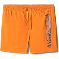 vaatteet Miehet Uima-asut / Uimashortsit Napapijri NP0A4F9S Oranssi