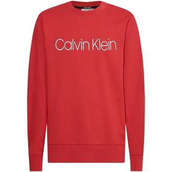 vaatteet Miehet Svetari Calvin Klein Jeans K10K102724 Punainen