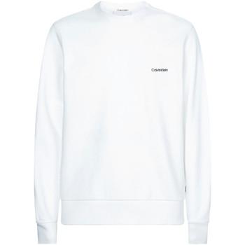 vaatteet Miehet Svetari Calvin Klein Jeans K10K107031 Valkoinen