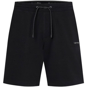 vaatteet Miehet Shortsit / Bermuda-shortsit Calvin Klein Jeans K10K107142 Musta