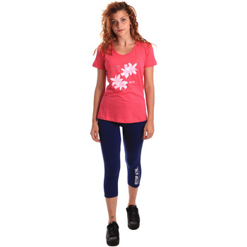 vaatteet Naiset Verryttelypuvut Key Up 5K79A 0001 Vaaleanpunainen
