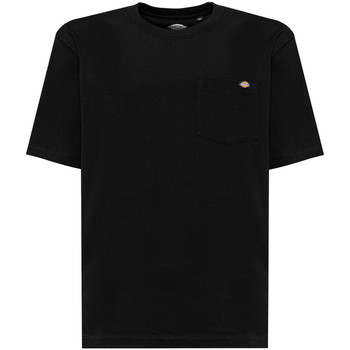 vaatteet Miehet Lyhythihainen t-paita Dickies DK0A4TMOBLK1 Musta