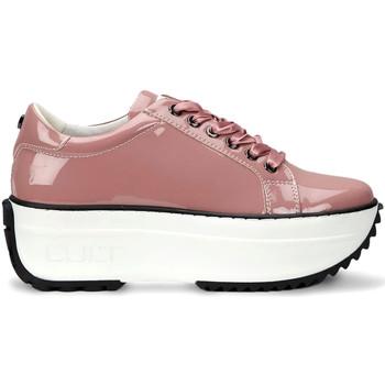 kengät Naiset Matalavartiset tennarit Cult CLE104380 Vaaleanpunainen