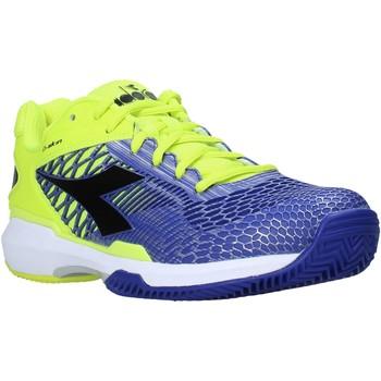 kengät Miehet Matalavartiset tennarit Diadora 101175587 Sininen