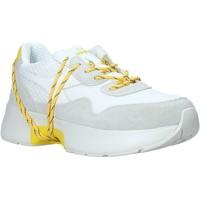 kengät Miehet Matalavartiset tennarit Diadora 501176331 Valkoinen