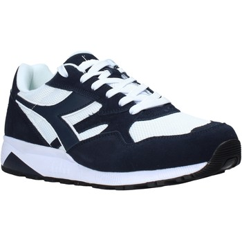 kengät Miehet Matalavartiset tennarit Diadora 501173290 Sininen