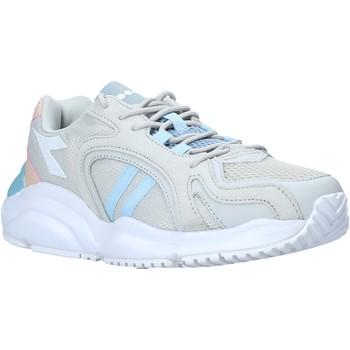 kengät Naiset Matalavartiset tennarit Diadora 501175738 Harmaa