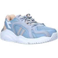 kengät Naiset Matalavartiset tennarit Diadora 501175738 Sininen