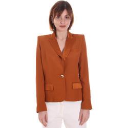 vaatteet Naiset Takit / Bleiserit Cristinaeffe 0306 2545 Ruskea