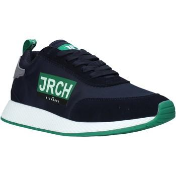 kengät Miehet Matalavartiset tennarit John Richmond 10133/CP C Sininen