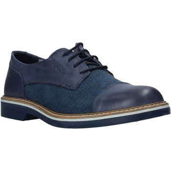kengät Miehet Derby-kengät IgI&CO 5104900 Sininen