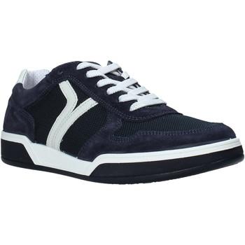 kengät Miehet Matalavartiset tennarit IgI&CO 5134200 Sininen