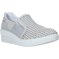kengät Naiset Mokkasiinit IgI&CO 5153055 Harmaa