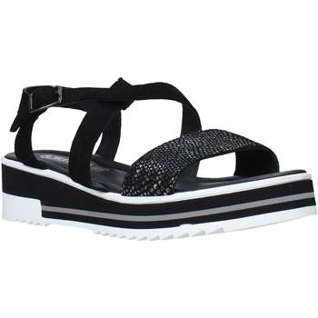kengät Naiset Sandaalit ja avokkaat IgI&CO 5189000 Musta