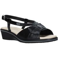 kengät Naiset Sandaalit ja avokkaat Susimoda 270414 Musta