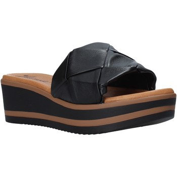 kengät Naiset Sandaalit Susimoda 1034 Musta