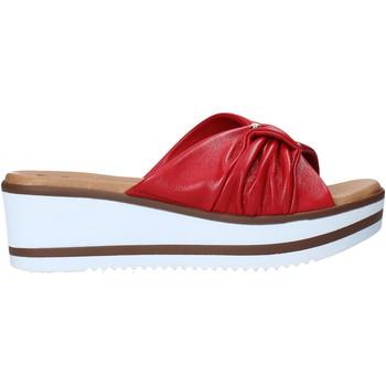 kengät Naiset Sandaalit Susimoda 1910 Punainen