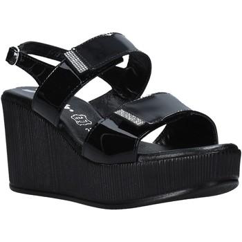 kengät Naiset Sandaalit ja avokkaat Susimoda 390241 Musta