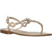 kengät Naiset Sandaalit ja avokkaat Keys K-5100 Beige