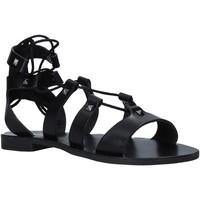 kengät Naiset Sandaalit ja avokkaat Keys K-4880 Musta