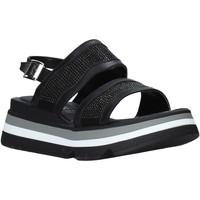 kengät Naiset Sandaalit ja avokkaat Keys K-4950 Musta