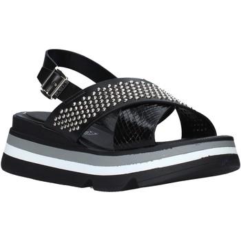kengät Naiset Sandaalit ja avokkaat Keys K-4952 Musta