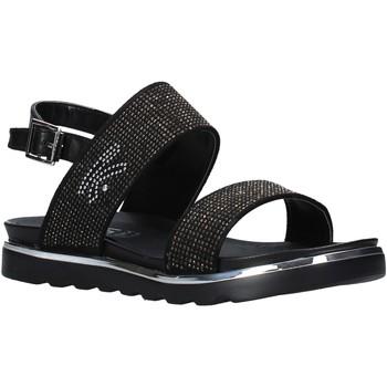 kengät Naiset Sandaalit ja avokkaat Keys K-4971 Musta